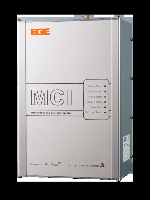 Multi-Frequenz-Stromeinspeisung-MCI