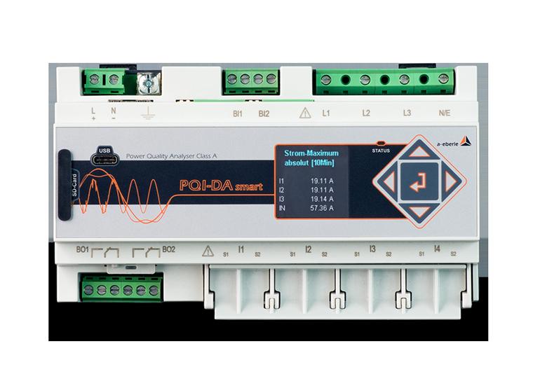 Power-Quality-Messgerät-PQI-DA-smart